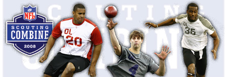 2008 Scouting Combine