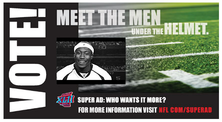 Super Ad on NFL.com