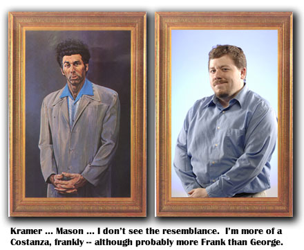 Kramer and Mason