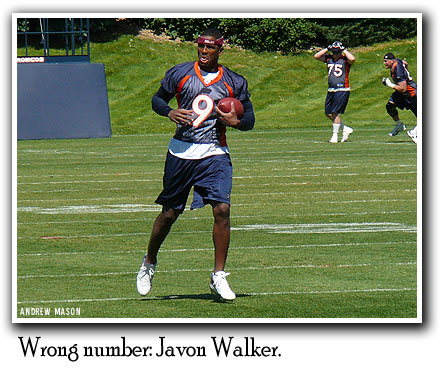 Javon Walker