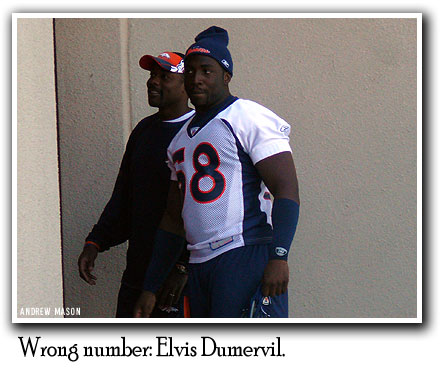 Elvis Dumervil