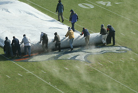 Tarp Removal