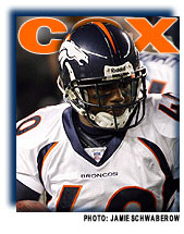 Curome Cox