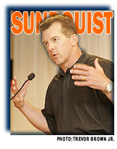 Ted Sundquist