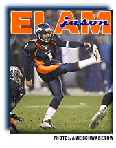 Jason Elam